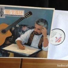 Discos de vinilo: NINO SEGARRA - LA MUSICA POR DENTRO / ALBUM LP 8 TEMAS (LATIN, SALSA) 1991. MADE IN SPAIN. NM/NM. Lote 128445063