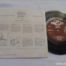 Discos de vinilo: CARLOS GARDEL - CAMINITO +3 (PROMOCIONAL). Lote 128462739