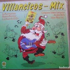 Discos de vinilo: VILLANCICOS - MIX LA MARIMORENA BLANCA NAVIDAD LOS PECES EN EL MAR... - DIAL DISCOR 1987 - P. Lote 128465271