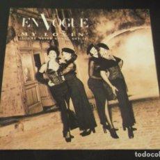 Discos de vinilo: EN VOGUE - MY LOVIN' (YOU'RE NEVER GONNA GET IT). Lote 128465459