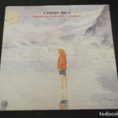 Discos de vinilo: CHRIS REA - LOOKING FOR THE SUMMER / SIX UP. Lote 128465735