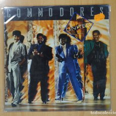 Discos de vinilo: COMMODORES - UNITED - LP. Lote 128467644