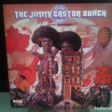 Discos de vinilo: LP VINILO JIMMY CASTOR BUNCH - IT'S JUST BEGUN / SPAIN ORIG. 1972 / RCA / LSP4640 / RARO!!!!!!!!!!. Lote 128467851