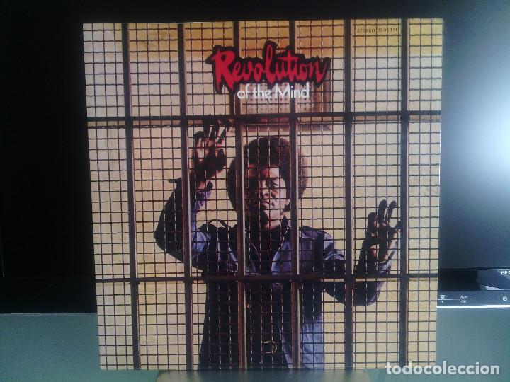 LP VINILO JAMES BROWN - REVOLUTION OF THE MIND / SPAIN ORIG. EDICIÓN 1974 / MUY RARO!!!!!!!!!! (Música - Discos - LP Vinilo - Funk, Soul y Black Music)