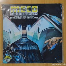 Discos de vinilo: MECO - ENCOUNTERS OF EVERY KIND - LP. Lote 128468583