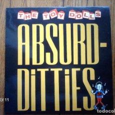 Discos de vinilo: THE TOY DOLLS - ABSURD-DITTIES. Lote 128471847