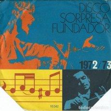 Discos de vinilo: FUNDADOR 10.242 - MANOLO ESCOBAR ?– MANOLO ESCOBAR SU SEGURO SERVIDOR - EP 1972 . Lote 128493191