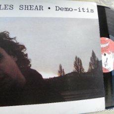 Discos de vinilo: JULES SHEAR -DEMO-ITIS -LP 1986 -BUEN ESTADO. Lote 128496075
