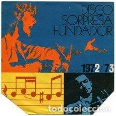 Discos de vinilo: FUNDADOR 10.255 - MARI TRINI– SERÉ SILENCIOSA / QUÉ SEAS FELIZ + 2 TEMAS - EP 1972. Lote 128493163
