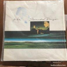 Discos de vinilo: A-HA - SCOUNDREL DAYS - LP WEA 1986. Lote 128503759