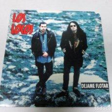 Discos de vinil: LOS LOCOS - DEJAME FLOTAR A 2 CARAS -SINGLE- DRO 1993 SPAIN DG-020 PROMO - COMO NUEVO. Lote 128503779