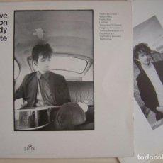 Discos de vinilo: ANDY WHITE - RAVE ON - LP INGLES CON ENCARTE 1986 - DECCA. Lote 128503915