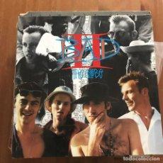 Discos de vinilo: BIG AUDIO DYNAMITE II - THE GLOBE - LP CBS SPAIN 1991. Lote 128504371