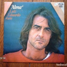 Discos de vinilo: LUIS EDUARDO AUTE - ALMA. Lote 128505419