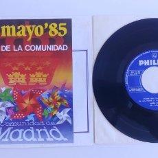 Discos de vinilo: DICO DE VINILO VINTAGE AÑO 85. Lote 128516154