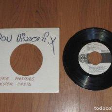 Discos de vinilo: MIKE PLATINAS & JAVIER USSIA - MEGAMIX - SINGLE - DON DISCO MIX - SPAIN - T - . Lote 128517815