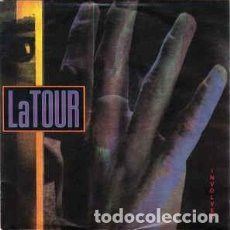 Discos de vinilo: LATOUR - INVOLVED -7 SINGLE - AÑO 1991. Lote 128528419