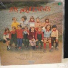 Discos de vinilo: LP. LOS PEQUEÑINES. Lote 128532091