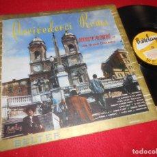 Discos de vinilo: AUGUSTO ALGUERO Y SU GRAN ORQUESTA LP 196? BELTER GATEFOLD SPAIN. Lote 223304780