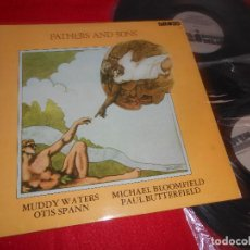 Discos de vinilo: MUDDY WATERS FATHERS AND SONS 2LP 1982 BLUES MEN SPAIN. Lote 128554287