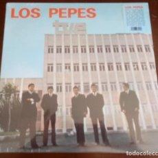 Discos de vinilo: LOS PEPES - LP - REDICCION - NUEVO SIN ABRIR. Lote 128554871