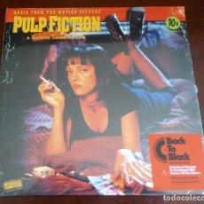 Discos de vinilo: PULP FICTION - LP - BSO - NUEVO SIN ABRIR. Lote 128569779