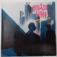 Discos de vinilo: SQUASH GANG - MOVING YOUR HIPS SG ED. ESPAÑOLA 1987. Lote 128573139