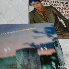 Discos de vinilo: LOTE DE 2 DISCOS PINO D'ANGIO,ANDY NARRELL.. Lote 128575663