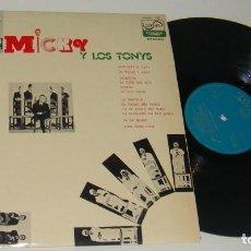 Discos de vinilo: LP - MICKY Y LOS TONYS - ZAFIRO ZV-906 AÑO: 1976 - MICKY Y LOS TONYS. Lote 128598515