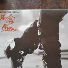 Discos de vinilo: MICHAEL JACKSON. DIRTY DIANA. MAXISINGLE. EPIC. 1988. Lote 132546119