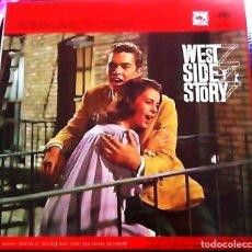 Discos de vinilo: VINILO DE WEST SIDE STORY. AÑO 1966. Lote 128611715