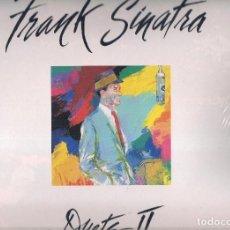 Discos de vinilo: FRANK SINATRA – DUETS II SELLO: CAPITOL RECORDS . Lote 128617763