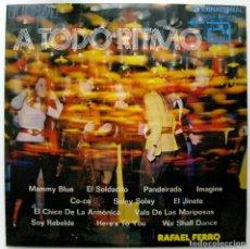 Discos de vinilo: RAFAEL FERRO Y SU ORQUESTA - A TODO RITMO - LP RCA RECORDS 1972 SPANISH FUNK & GROOVE BPY. Lote 128634123