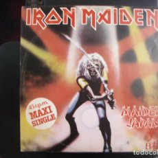 Discos de vinilo: IRON MAIDEN- MAIDEN JAPAN. MAXISINGLE.. Lote 128636331