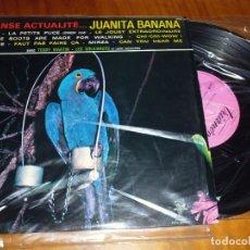 Discos de vinilo: DANSE ACTUALITÉ ... JUANITA BANANA. Lote 128645531