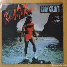Discos de vinilo: EDDY GRANT - KILLER ON THE RAMPAGE - LP. Lote 128651976