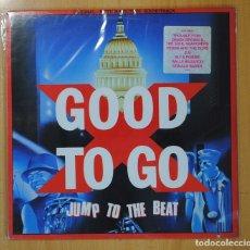 Discos de vinilo: VARIOS - GOOD TO GO - BSO - LP. Lote 128652179