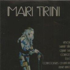 Discos de vinilo: MARI TRINI 1973. Lote 128652947