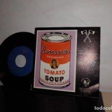Discos de vinilo: NEGU GORRIAK-BORREROAK BADITU MILAKA AURPEGI-ESAN OZENKI RECORDS - 1993- NUEVO. Lote 128654423