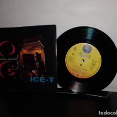 Discos de vinilo: OG ORIGINAL GANGSTER -BITCHES 2 ---ICE..T--MADE IN GERMANY-SIRE-1991-NUEBO. Lote 128655075