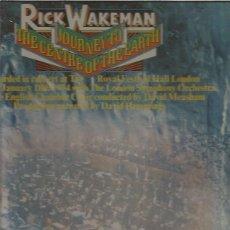 Discos de vinilo: RICK WAKEMAN JOURNEY. Lote 128662983