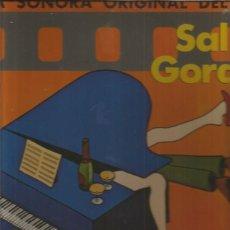 Discos de vinilo: SAL GORDA BANDA SONORA ORIGINAL. Lote 128663631