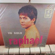 Discos de vinilo: RAPHAEL YO SOLO ( VENEZUELA ) FERIANTES // ET MAINTENANT // AL PONERSE EL SOL // CANTO A TENERIFE //. Lote 128663927