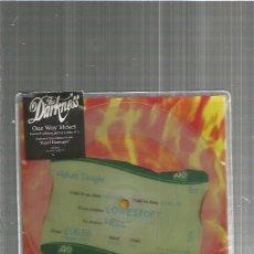 Discos de vinilo: DARKNESS ONE WAY. Lote 128664147