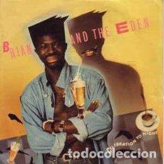 Discos de vinilo: BRIAN AND THE EDEN -CELEBRATION TO NIGHT - 7 SINGLE - AÑO 1986. Lote 128664507