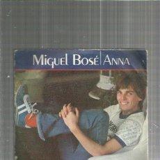 Discos de vinilo: MIGUEL BOSE ANNA. Lote 128664939