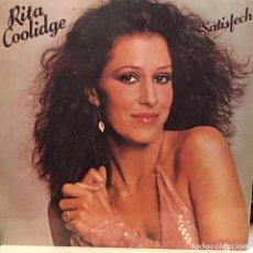 Discos de vinilo: LP ARGENTINO DE RITA COOLIDGE AÑO 1979. Lote 128668899