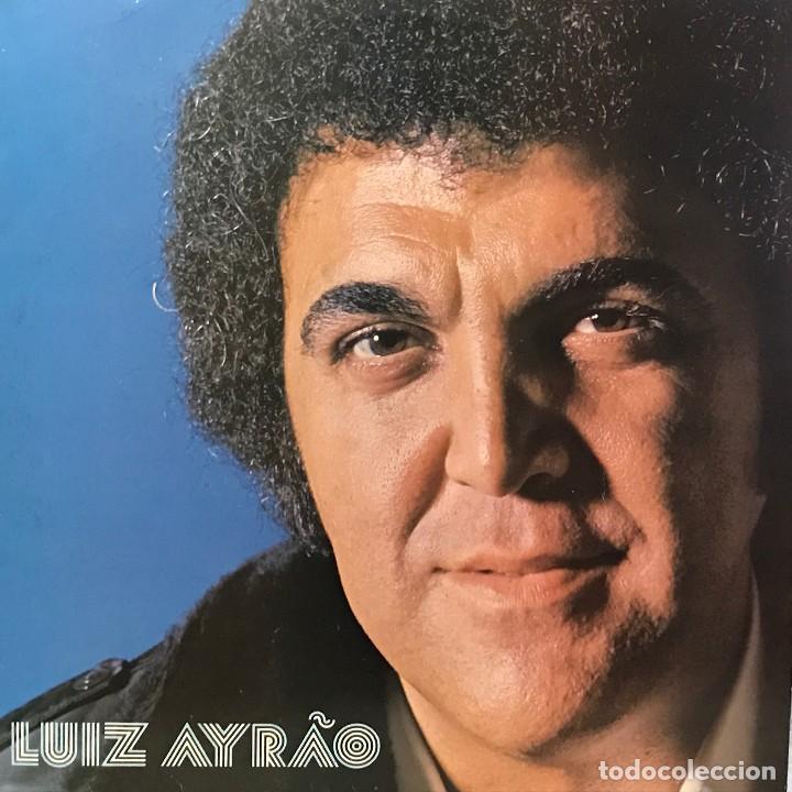 LP BRASILEÑO DE LUIZ AYRÃO AÑO 1977 (Música - Discos de Vinilo - Maxi Singles - Grupos y Solistas de latinoamérica)