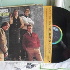 Discos de vinilo: THE OUTSIDERS TIME WON'T LET ME LP USA 1966 PDELUXE. Lote 128675383