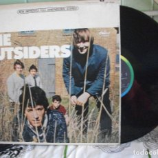 Discos de vinilo: THE OUTSIDERS IN THE OUTSIDERS LP USA 1967 PDELUXE. Lote 128675415